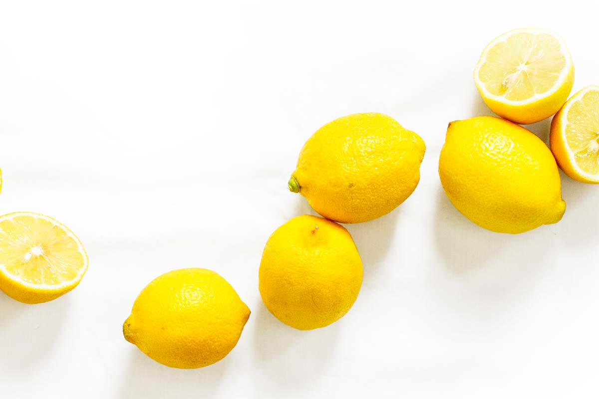 husmorstips med citroner