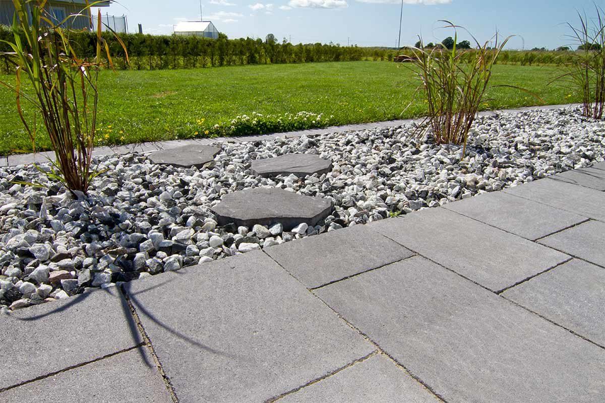 Experter på sten till trädgårdar och uteplatser