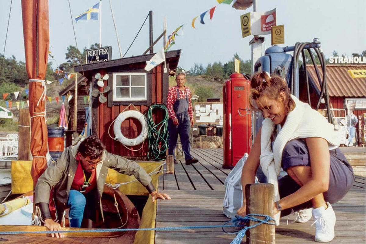 SOS en segelsällskapsresa