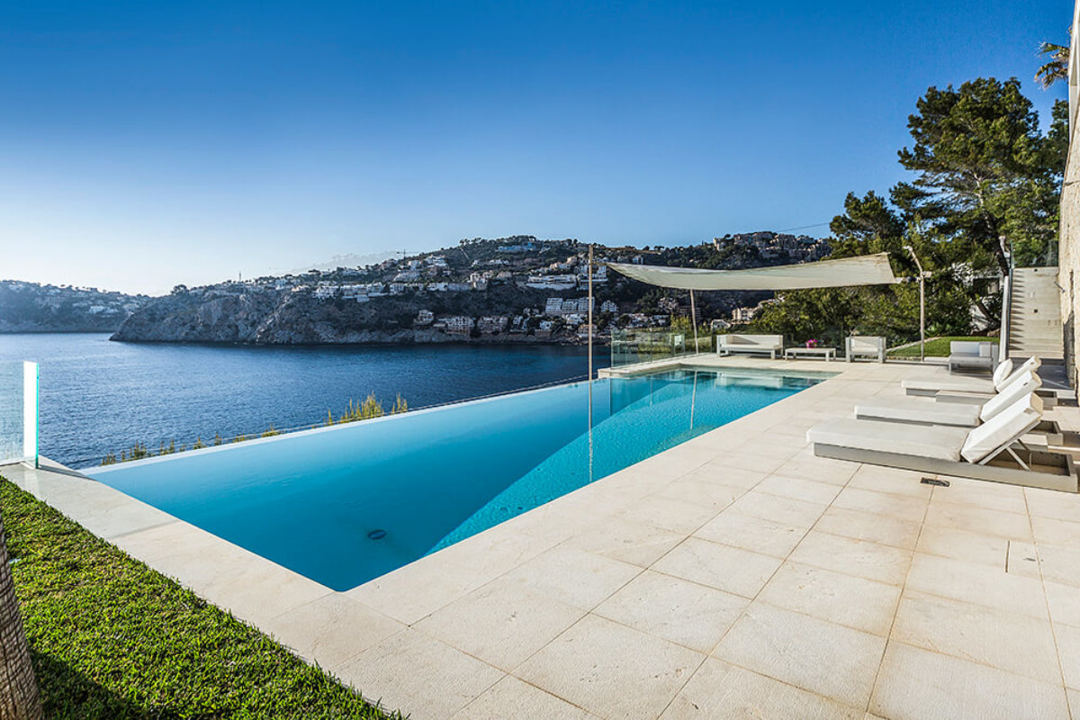 Unika hem i drömmiljö på Mallorca