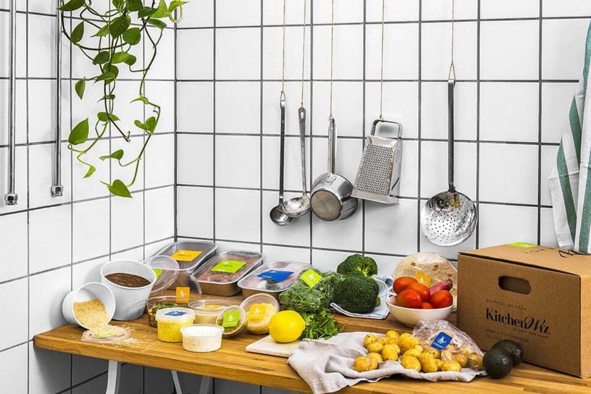 Kitchenwiz axlar rollen som vardagshjälte