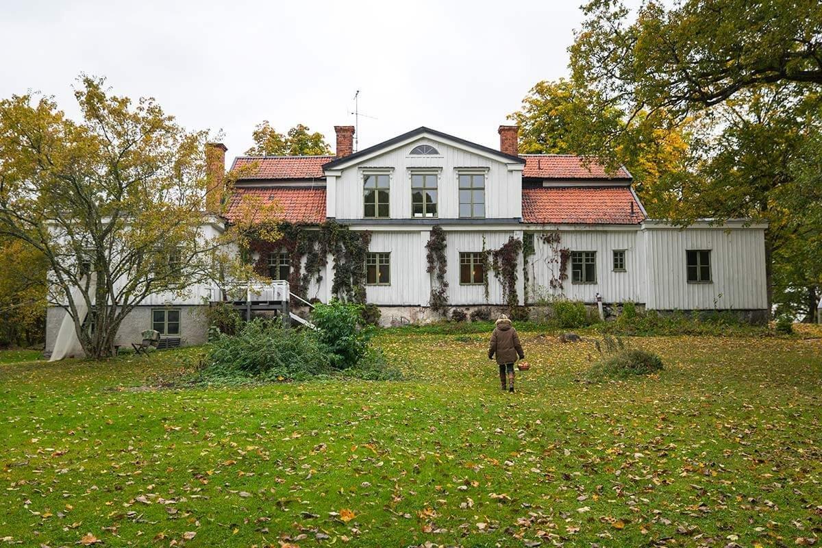 Herrgårdsrenovering med spöke – Del 2